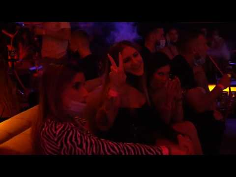 Nightclubs reopen in Catalonia after 18 months closed