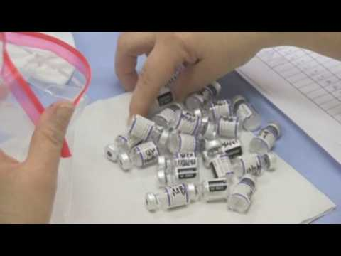 Panama begins administer Covid-19 vaccine booster shots to citizens