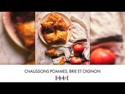 VIDEO : Tarte fine aux pommes et vanille