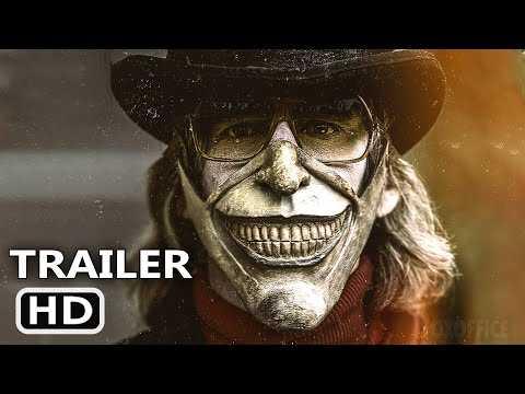 THE BLACK PHONE Trailer (Horror Movie - 2022)