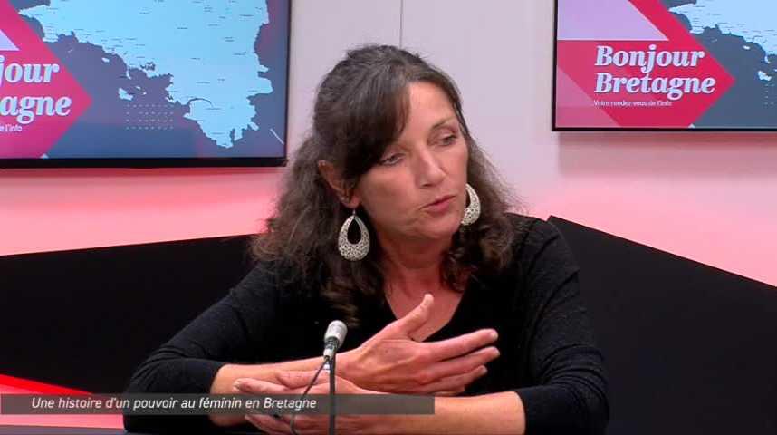 Thumbnail Duchesses : un livre sur les femmes de pouvoir en Bretagne
