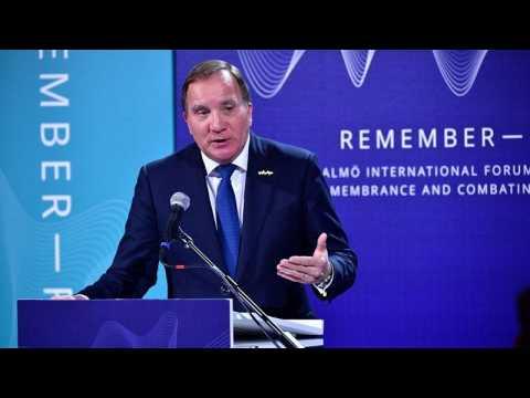 'Concrete measures' needed to fight anti-Semitism says Swedish PM