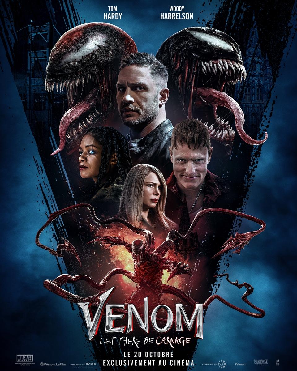 Bande-annonce du film Venom : let there be Carnage