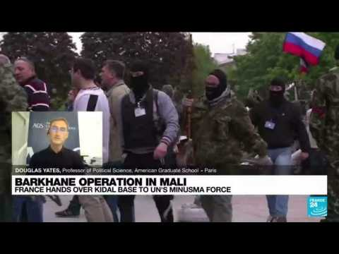 From Russia with Love: Will Russian mercenaries fill vacuum left by French forces in Mali?