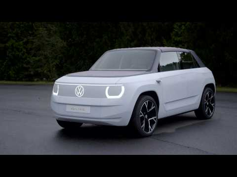 The all-new Volkswagen ID. LIFE Exterior Design