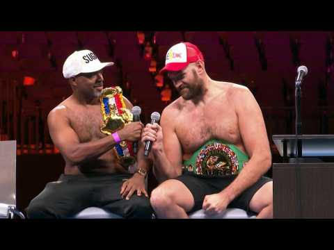 Fury knocks out Wilder to retain WBC crown in heavyweight classic