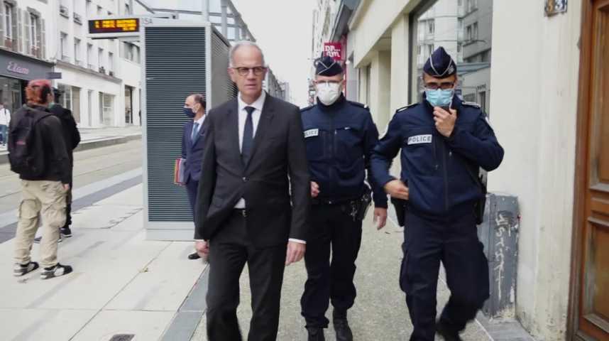 Thumbnail Sécurité à Brest : le préfet vient rassurer les commerçants