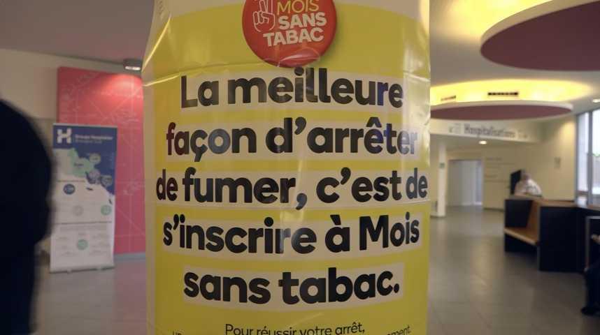 Thumbnail Mois sans tabac : et vous, vous êtes prêts à arrêter ?