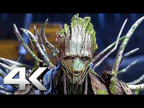 MARVEL'S GUARDIANS OF THE GALAXY Trailer 4K (E3 2021)