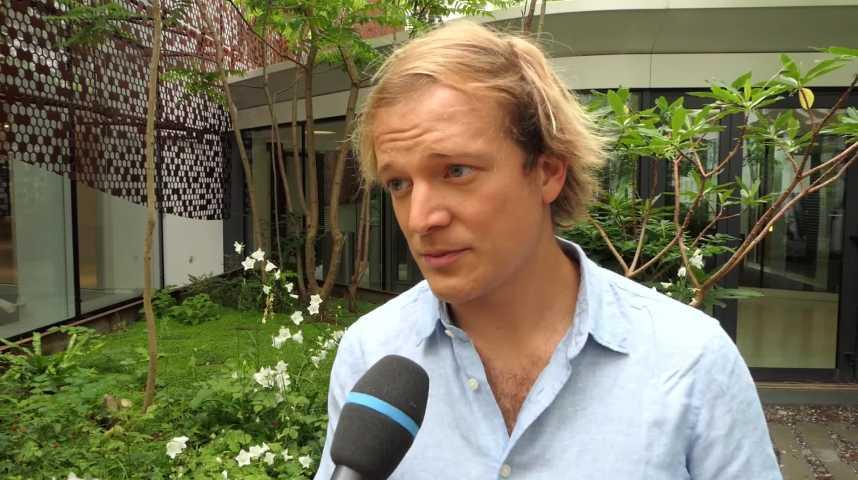 Illustration pour la vidéo Interview de Cédric Meston, Cofondateur, Les Nouveaux Fermiers