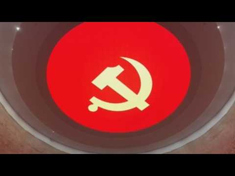 Communist Party of China, one of the biggest political groups in the world