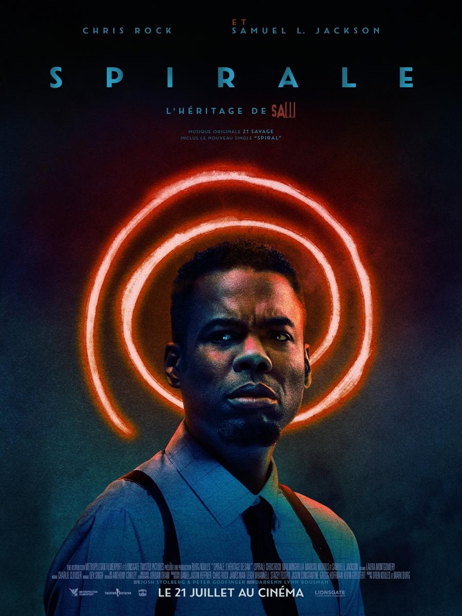 Bande-annonce du film Spirale : L'Héritage de Saw