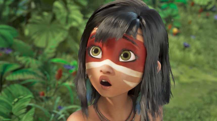 Ainbo, princesse d'Amazonie - Bande annonce 1 - VF - (2021)