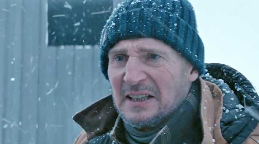 Ice Road - Bande annonce 2 - VO - (2021)
