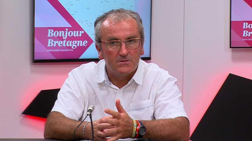 Thumbnail L'enseignement du breton est-il menacé ? Décryptage dans Bonjour Bretagne