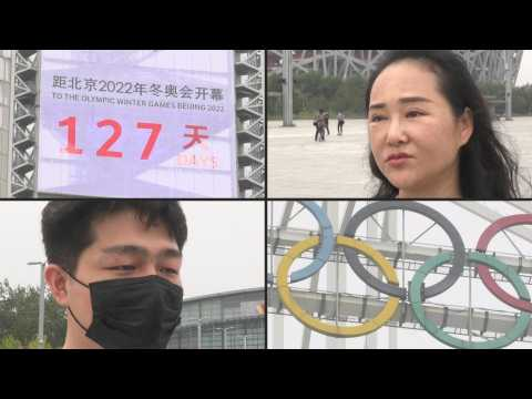 Residents support overseas fans ban in Beijing Olympics