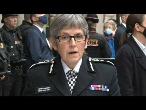 Sarah Everard's murder 'one of the most dreadful events' in history of British police: commissioner