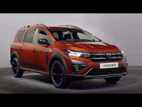 All-new Dacia Jogger Exterior Design