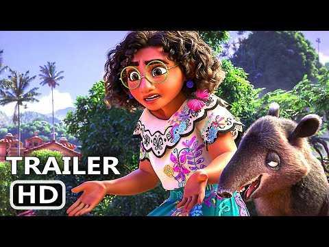 ENCANTO Trailer 2 (2021) Disney Animation Movie