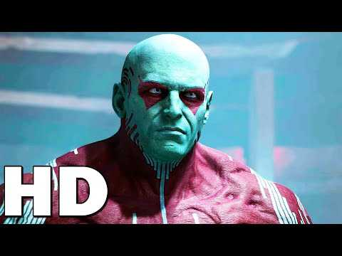 """MARVEL'S GUARDIANS OF THE GALAXY """"Lady Hellbender"""" Cinematic (4K, 2021)"""