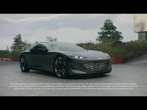 The future is now – the Audi grandsphere concept