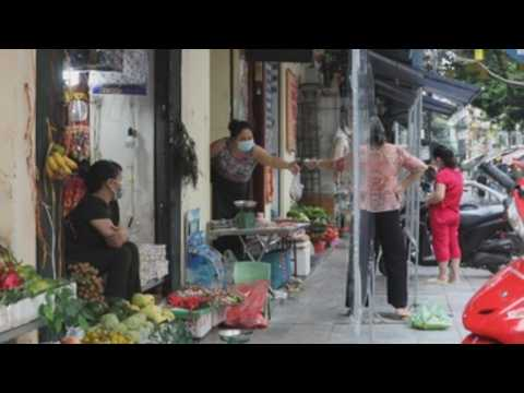 Hanoi eases COVID-19 social distancing measures