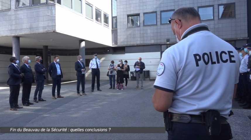 Thumbnail Beauvau de la sécurité : quelles conclusions ?