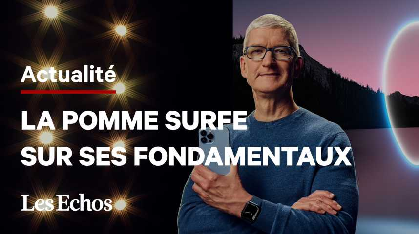 Illustration pour la vidéo iPhone 13, Watch Séries 7, nouveaux iPad… la rentrée d'Apple charrie son lot de nouveautés