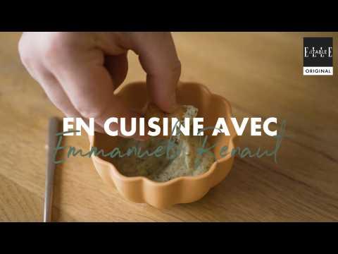 VIDEO : En cuisine avec : Emmanuel Renaut et ses goujonnettes de lotte