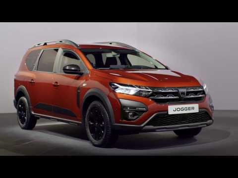 All-new Dacia Jogger Design Preview