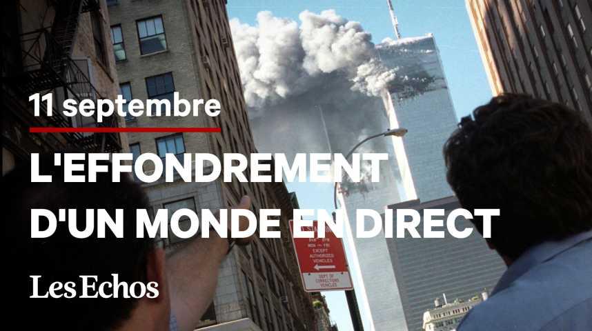 Illustration pour la vidéo 11 septembre 2001 : les 102 minutes qui ont changé la face du monde