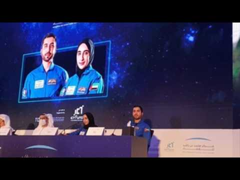 UAE elects first female astronaut for mission with NASA