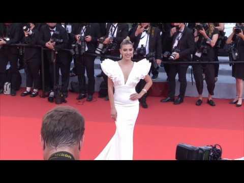 """Red carpet in Cannes of François Ozon's """"Tout s'est bien passé"""""""