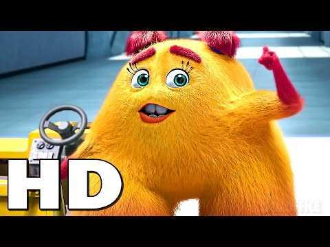 "MONSTERS AT WORK ""Jokester"" Trailer (2021) Disney + Animated Series"