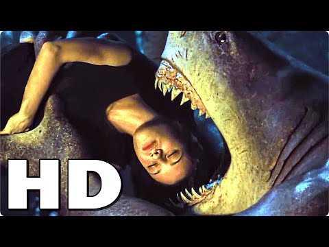 "THE SUICIDE SQUAD ""Shark God"" Trailer (NEW 2021)"