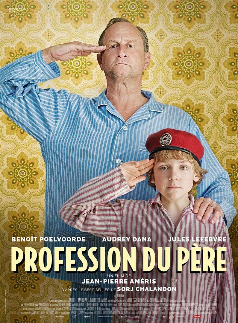 Bande-annonce du film Profession du père