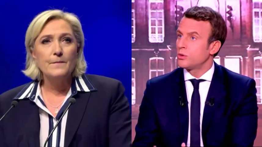 """Illustration pour la vidéo Emmanuel Macron : """"Une opposition claire entre progressistes et nationalistes"""" (décryptée en 2 minutes)"""