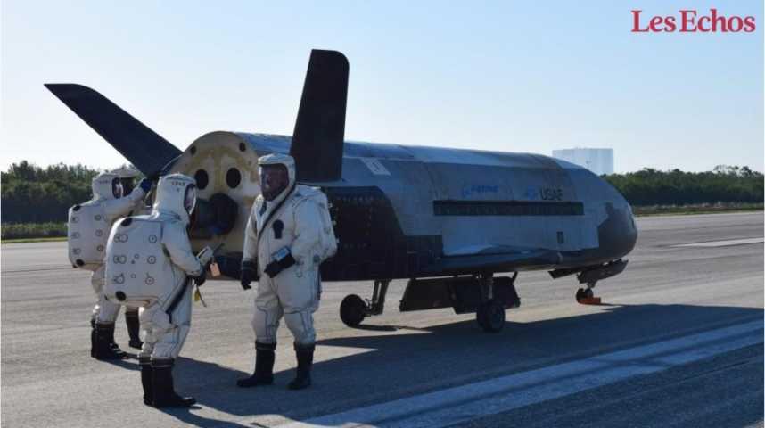 Illustration pour la vidéo X-37B : ce mystérieux drone militaire américain