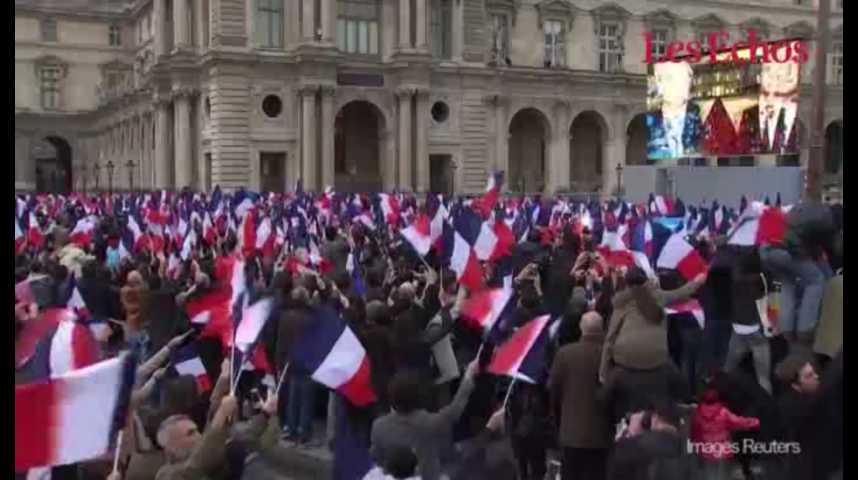 Illustration pour la vidéo Face à En Marche, le Parti socialiste risque-t-il d'être marginalisé ?