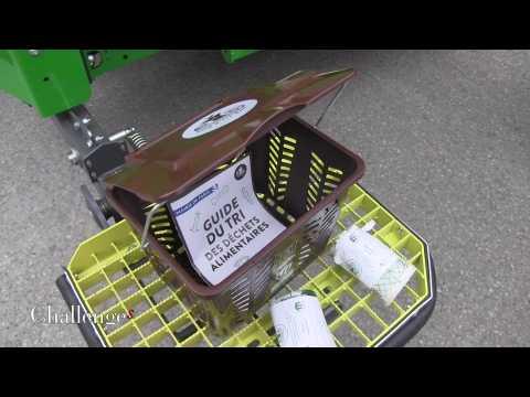 Paris teste la collecte de déchets alimentaires