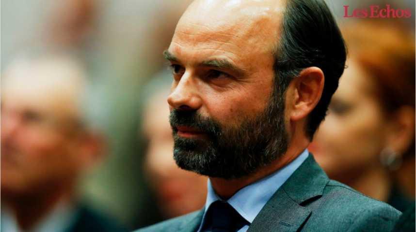 Illustration pour la vidéo Qui est Edouard Philippe, le nouveau Premier ministre ?