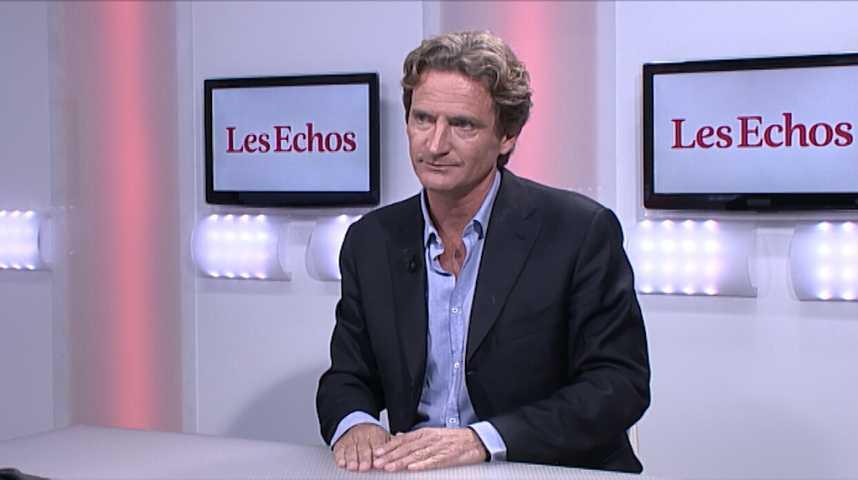 """Illustration pour la vidéo Charles Beigbeder : """"Les Républicains souffraient d'un flou idéologique"""""""