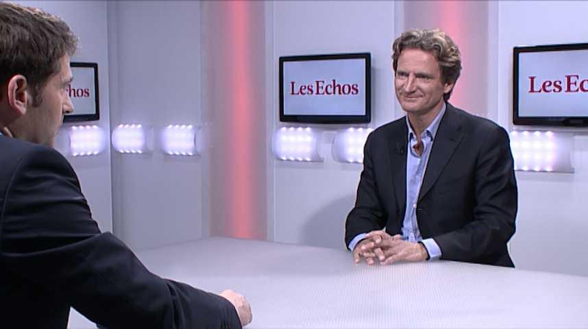 """Illustration pour la vidéo Charles Beigbeder : """"Sur le terrain économique, j'admire la démarche de Macron"""""""