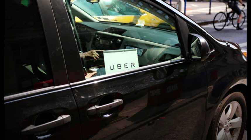 Illustration pour la vidéo Uber admet avoir sous-payé ses chauffeurs à New York