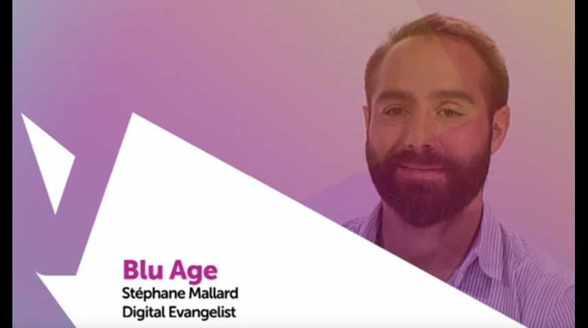 Illustration pour la vidéo Viva Technology - L'intelligence artificielle va-t-elle changer nos vies ? La réponse, avec le « digital evangelist » Stéphane Mallard.