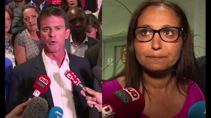 Illustration pour la vidéo Législatives : la victoire de Manuel Valls contestée par la France insoumise