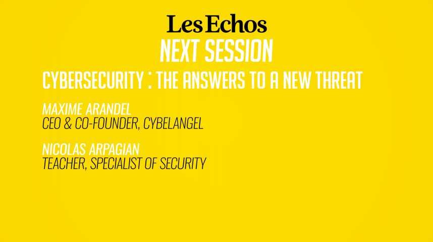 Illustration pour la vidéo Cybersécurité : quelles réponses face aux nouvelles menaces