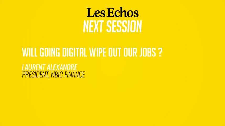 Illustration pour la vidéo Le digital va-il tuer nos emplois ?