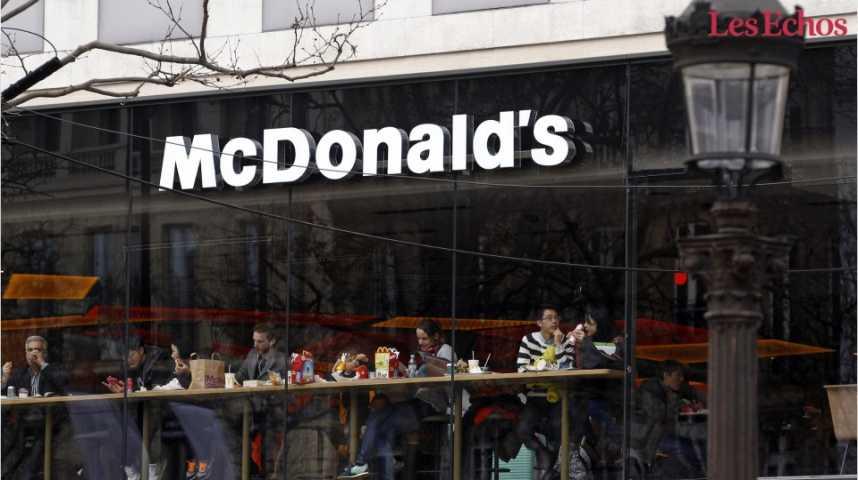 Illustration pour la vidéo McDonald's France teste à Paris la livraison à domicile