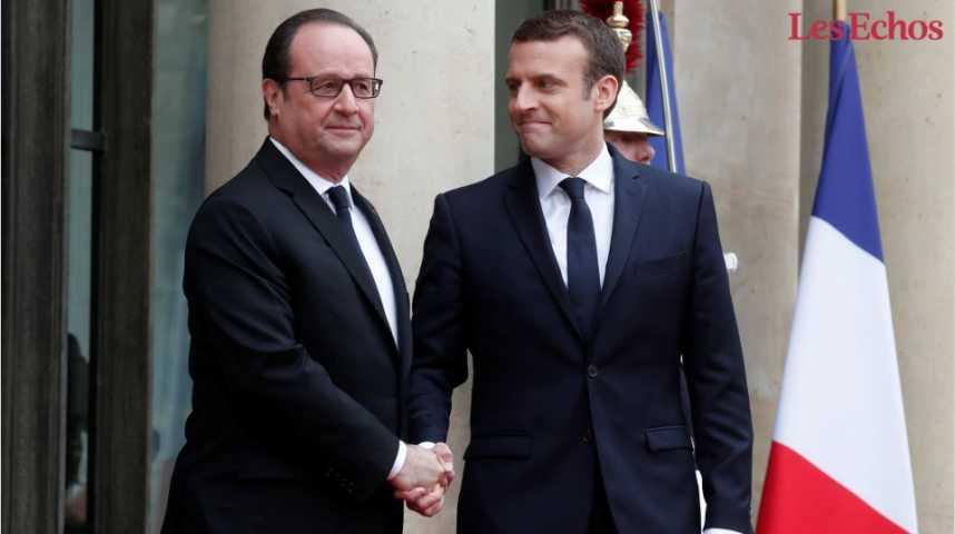 Illustration pour la vidéo Macron face au défi de la dérive de la dette